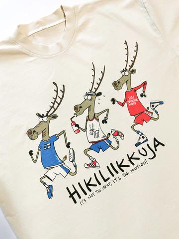 90-luvun uudenveroinen R-Collection T-paita, M-L