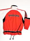 90-luvun Diadora verkkatakki, miesten S-M