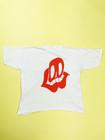 90-luvun valkoinen Rolling Stones T-paita, XS-M