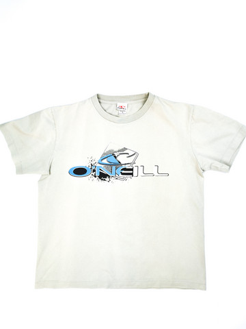 O'neil T-paita vuodelta 1999, koko L
