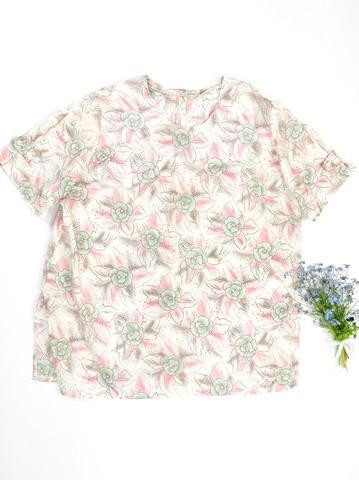 90-luvun ruusupusero, XXXL