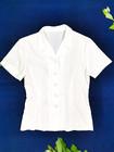 90-luvun rypytetty naisten paitapusero, M