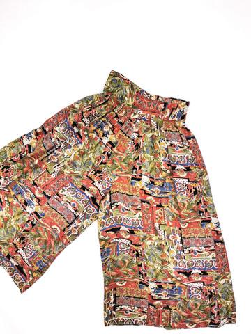 90-luvun englantilaiset culottes-housut, S