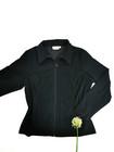 Musta 90-luvun vuoriton takki, L-XL