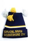 Kontiolahtelainen tupsupipo, Savonlinnan Vuokrakone Oy