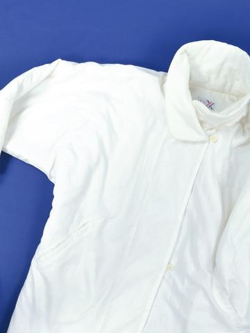 Luhta valkoinen oversize toppatakki, S-L