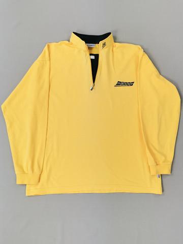 Miesten 90-luvun paita vetoketjukauluksella, M-L