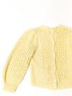 Vintage puhvihihainen neuletakki, XS-M