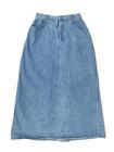 80-90-luvun midimittainen farkkuhame, S