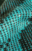 80-luvun kimaltava neulepaita, S