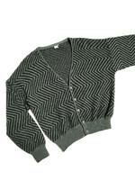 70-80-luvun kalanruoto-villapaita, S-L