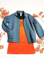 90-luvun tikkitakki-farkkutakki, S-XL