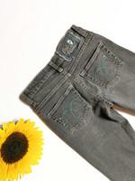 90-2000-luvun boot cut -farkut, XXS /146cm