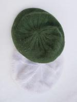 Kotimainen valkoinen vintage villabaskeri, Fredrikson
