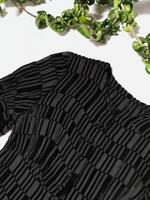 Kotimainen läpikuultava Tiina -samettimekko, 36