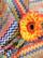 90-luvun pitkä sifonkihuivi