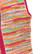 90-luvun käsinvirkattu villaliivi, M-L