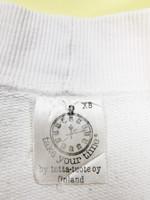 Kotimainen valkoinen college helmiäisneppareilla, XS-S