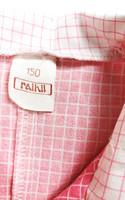 Kotimainen 50-luvun ruudullinen paitamekko, XS