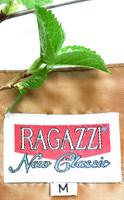 90-luvun Ragazzi -mokkanahkaliivi, M