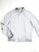 60-luvun miesten harmaa takki, M-L