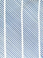 Kotimainen sini-valkoinen kauluspaita, C 34