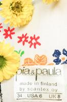 70-luvun Kotimainen Pia & Paula paita, 34