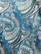 80-luvun Paisley-kuvioinen sininen paita, L
