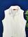 90-luvun hihaton paita krepattua puuvillaviskoosia, S-M
