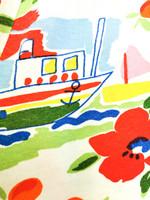 90-luvun puuvillaiset laiva-shortsit, S