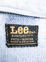 70-luvun Lee Riders -farkkutakki, M-L