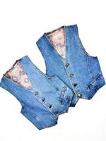 90-luvun Pantaloni -farkkuliivi, XS