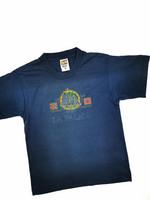 90-luvun t-paita, Fruit of the loom, aiheena La Palma, S