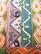 90-luvun bohokuvioinen uniikki arkiliivi, M