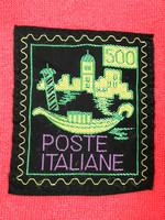 90-luvun Poste Italiane -collegepaita, L-XL