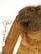Kotimainen pitkä mokkanahkatakki turkiskauluksella, S