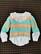 80-luvun puhvihihainen koristekauluspusero, S-L