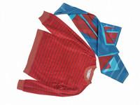 Punainen samettipusero 70-luvulta, M