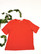 Pallokuvionen punainen silkkipusero, 46