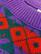 70-80-luvun violetti-punainen neule, XS-S
