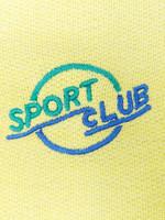 Italialainen 80-luvun Sport Club collegepaita, S-L