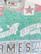 Vintage Yankees T-paita, XS-M
