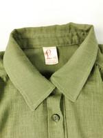 Kotimainen vihreä naisten kauluspusero, 40