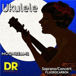 DR Strings Moonbeams UFSC ukulele