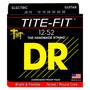 DR STRINGS TITE-FIT JZ-12 (12-52) Sähkökitaran kielet