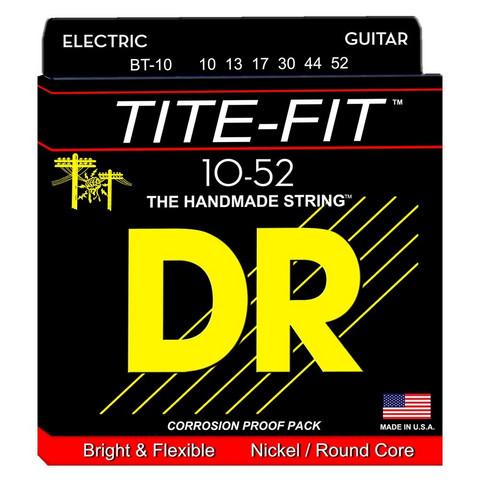 DR STRINGS TITE-FIT BT-10 (10-52) Sähkökitaran kielet