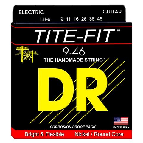 DR STRINGS TITE-FIT LH-9 (9-46)
