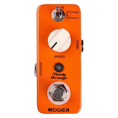 MOOER NINETY ORANGE PHASER (uusi)