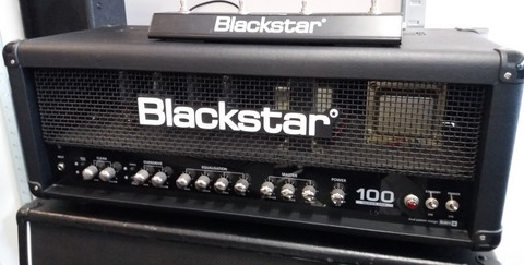 Blackstar Series One 100 Head (käytetty)