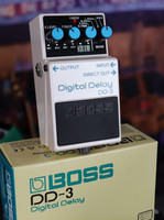 BOSS DD-3 Digital Delay (käytetty)